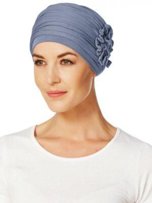 Lotus Turban 1003_0171 | Christine Headwear