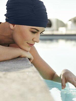 Wave swim cap 1498-0719 | Christine headwear